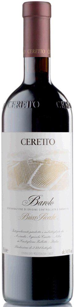 Ceretto Barolo Bricco Rocche 2015 1,5l