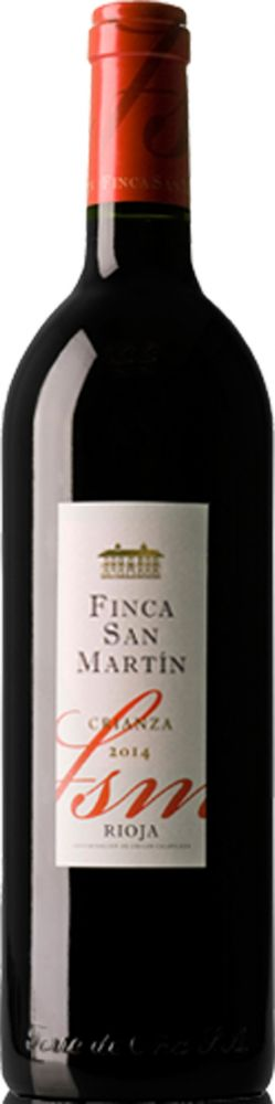 La Rioja Alta Finca San Martin Crianza 2018