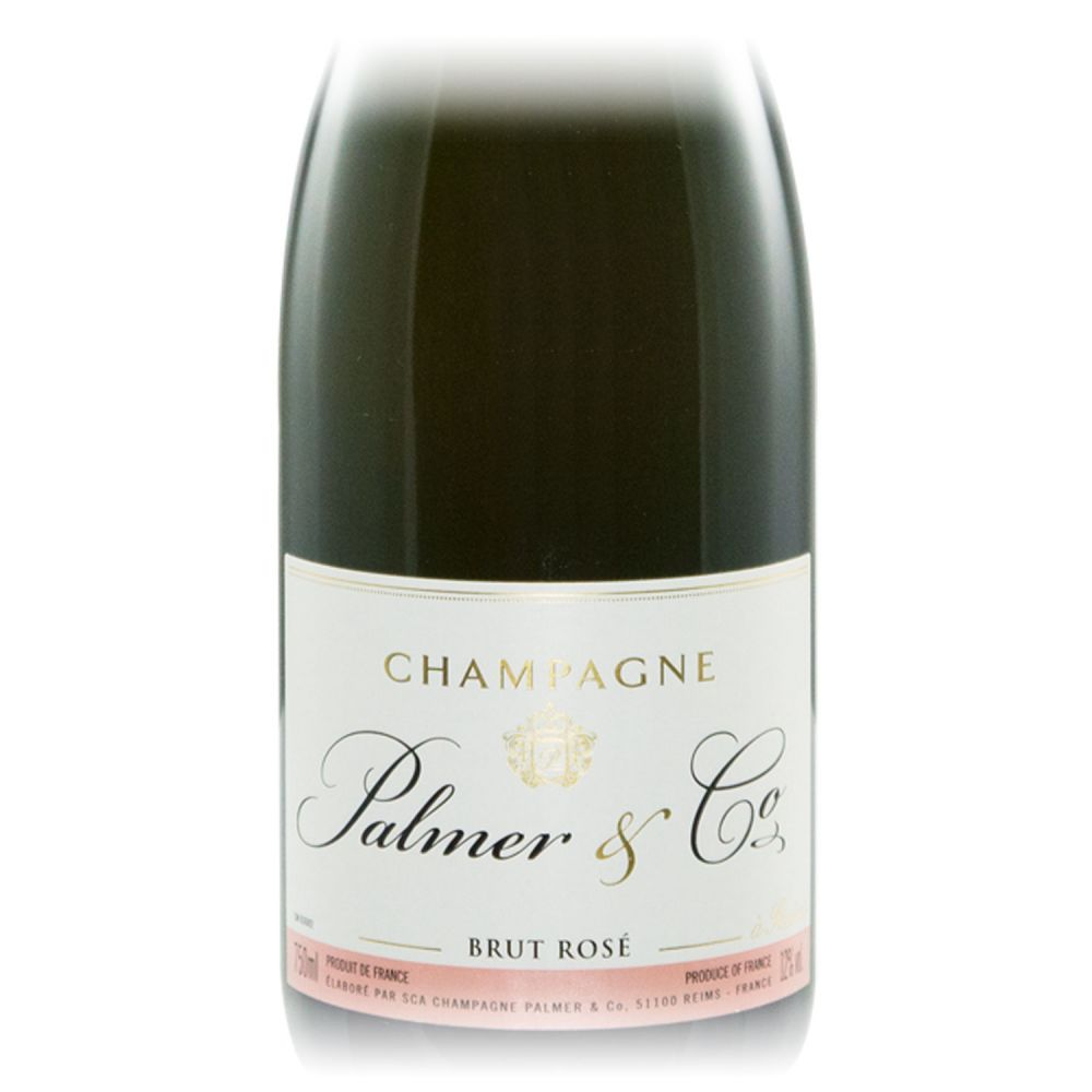 Champagne Palmer & Co Brut Rose