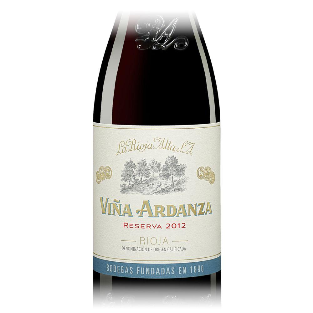 La Rioja Alta Vina Ardanza Reserva 2012