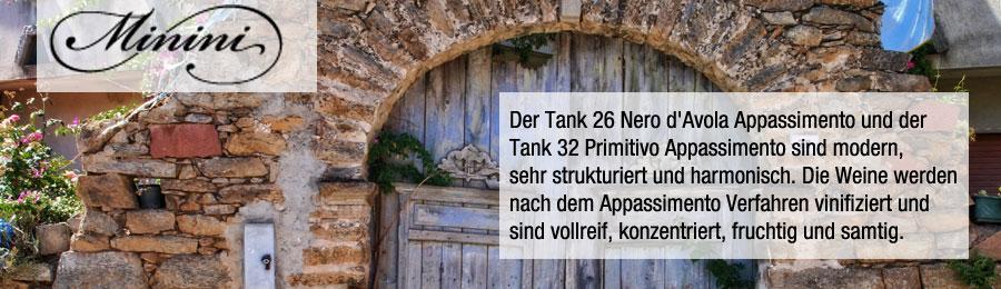 Camivini - Tank 26 & Tank 32