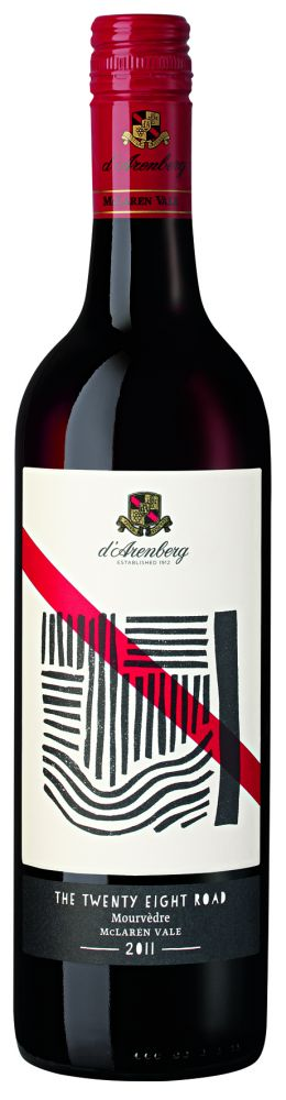 d'Arenberg The Twenty Eight Road Mourvèdre 2014
