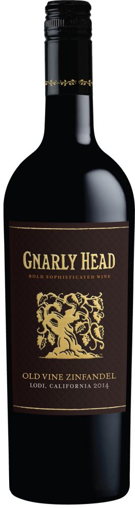 Gnarly Head Old Vine Zinfandel 2016