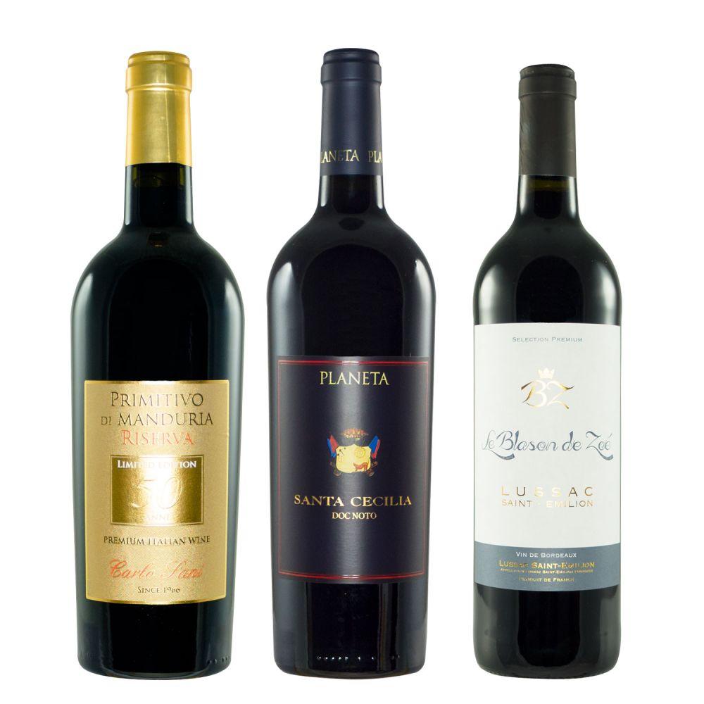 Wein-Deluxe Probierpaket
