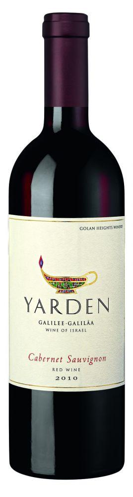 Golan Heights Yarden Cabernet Sauvignon 2015