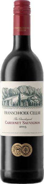Franschhoek Cellar The Churchyard Cabernet Sauvignon 2015