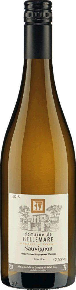 Domaine de Belle Mare Sauvignon Blanc 2017