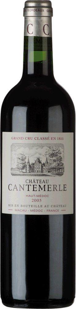 Château Cantemerle 2016