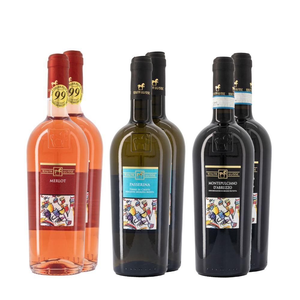 Tenuta Ulisse Weinpaket