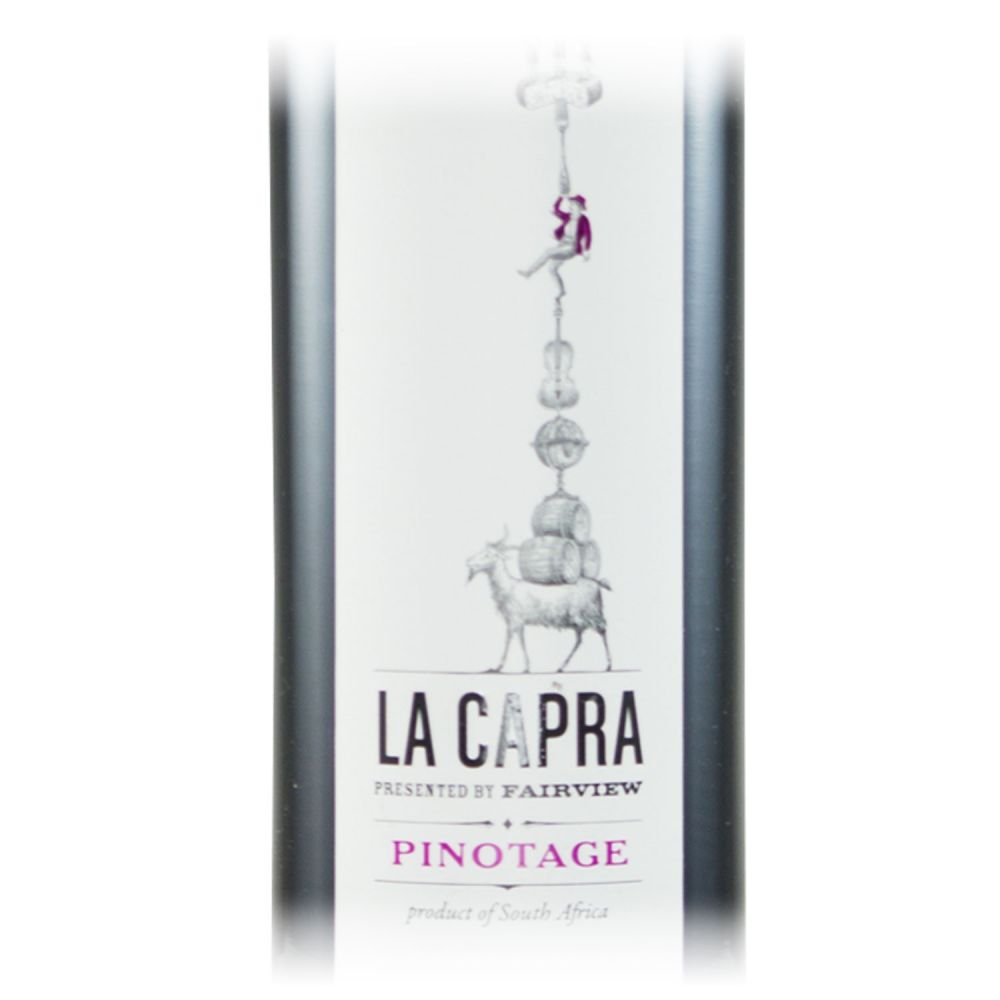 Fairview La Capra Pinotage 2016