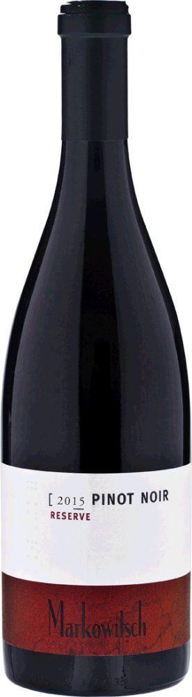 Markowitsch Pinot Noir Ried Scheibner 2016 (lieferbar ab Mai 2021)