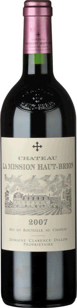 Château La Mission Haut Brion Cru Classé 2013