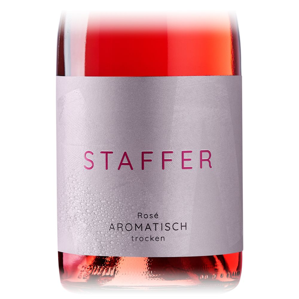 STAFFER Rosé aromatisch trocken 2020 0,75l