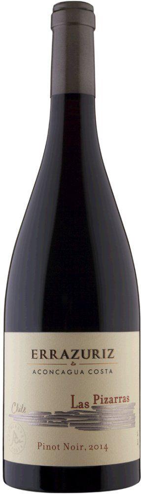Errazuriz Las Pizarras Pinot Noir 2014