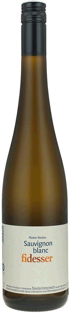 Fidesser Sauvignon Blanc Platter Rieden 2018