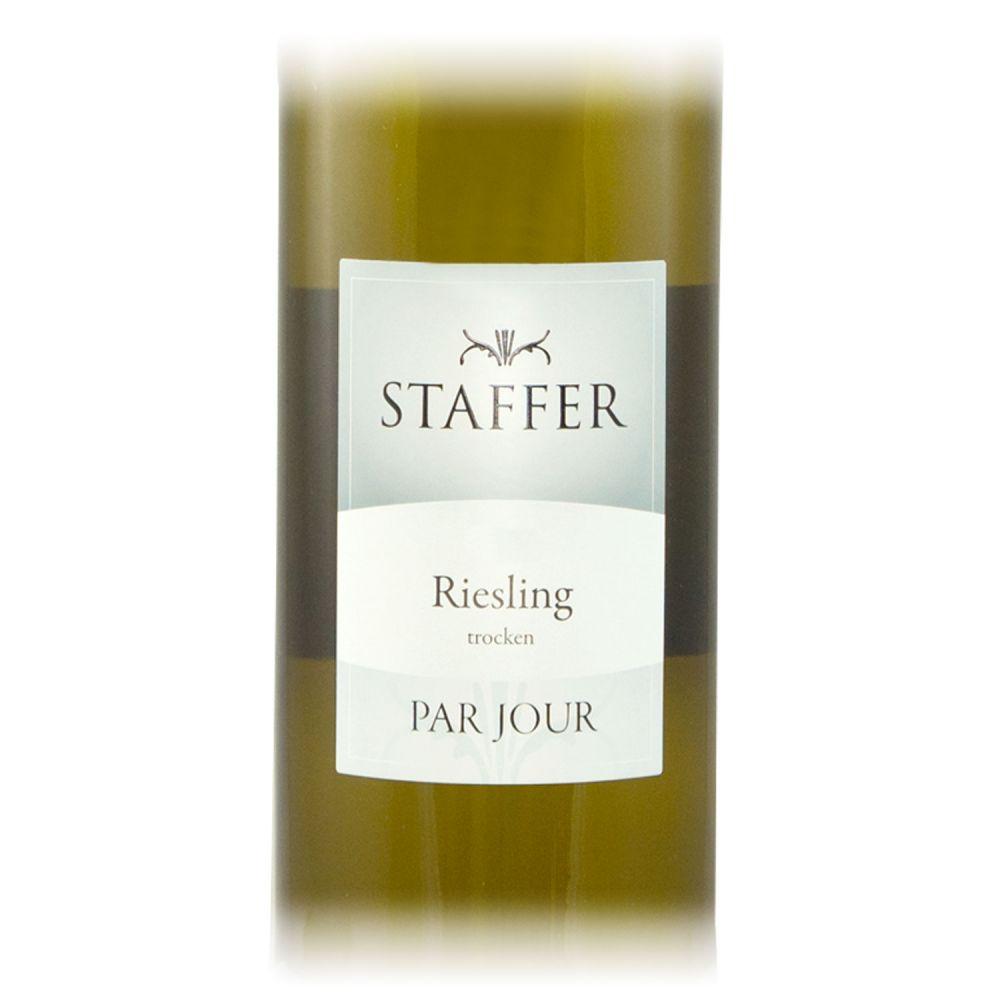 STAFFER Riesling 2018 1l
