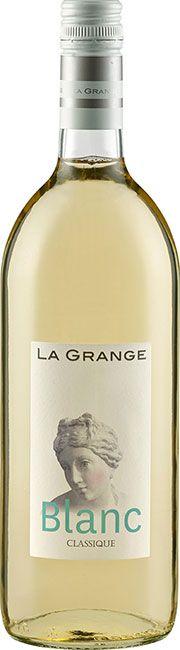 La Grange Classique Blanc 2019 1l