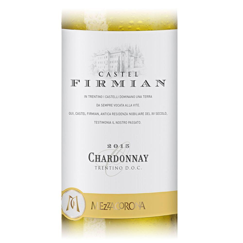 Castel Firmian Chardonnay Trentino 2018