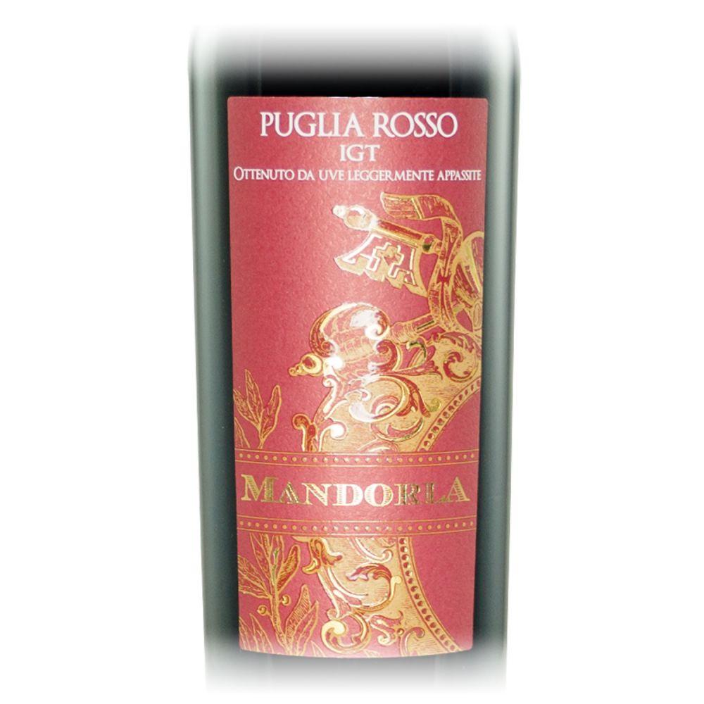 Mandorla Rosso Puglia 2015