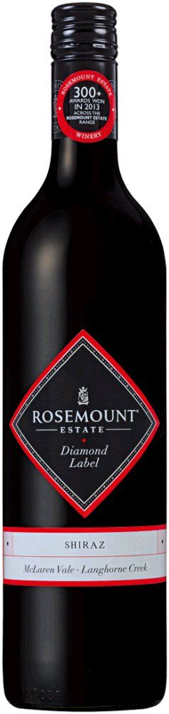 Rosemount Shiraz Diamond Label 2018