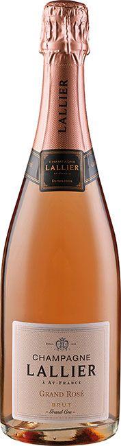 Lallier Grand Rosé Grand Cru