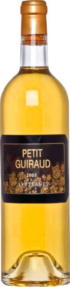 Château Guiraud Petit Guiraud 2013 0,375l