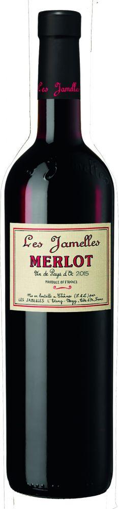 Les Jamelles Merlot 2017