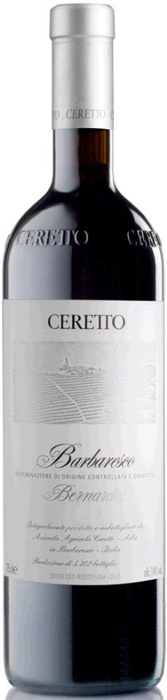 Ceretto Barbaresco Bernadot 2015 3l