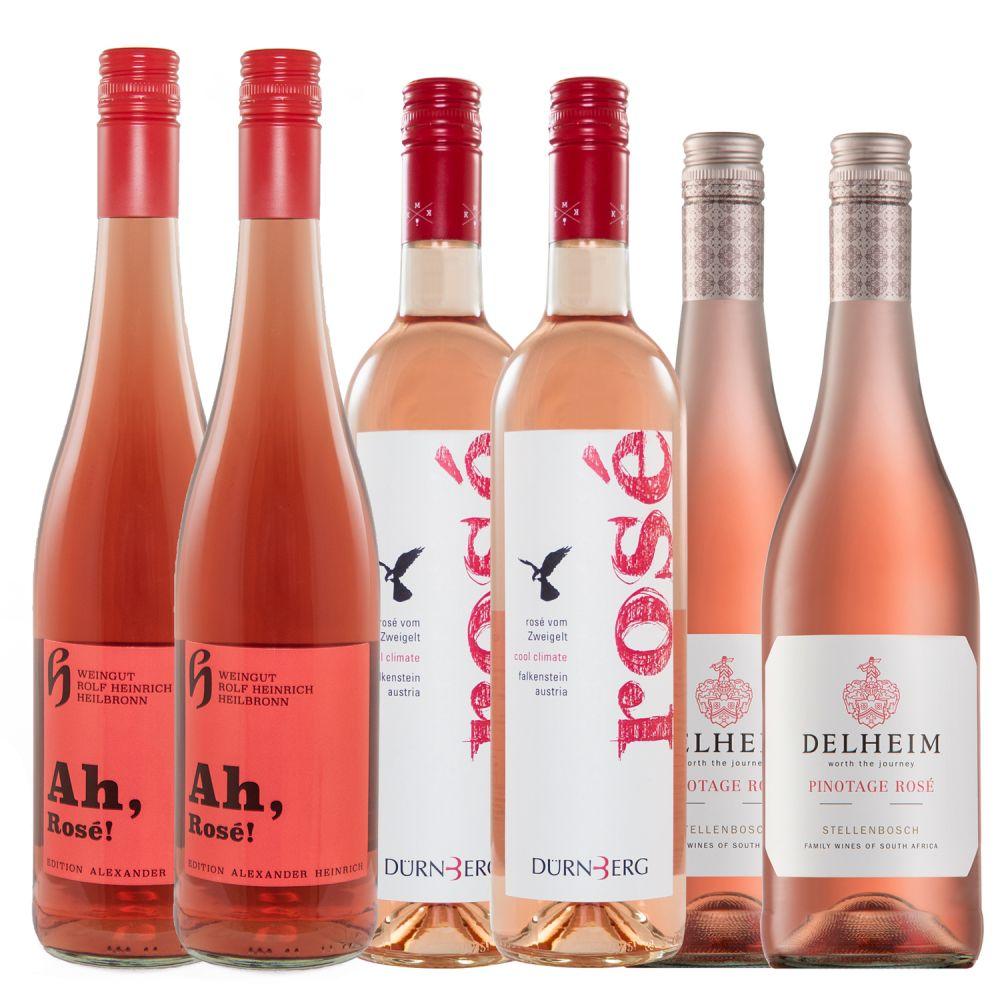 Sommerpaket Rosé