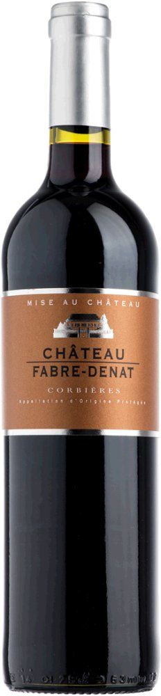 Château Fabre-Denat 2017