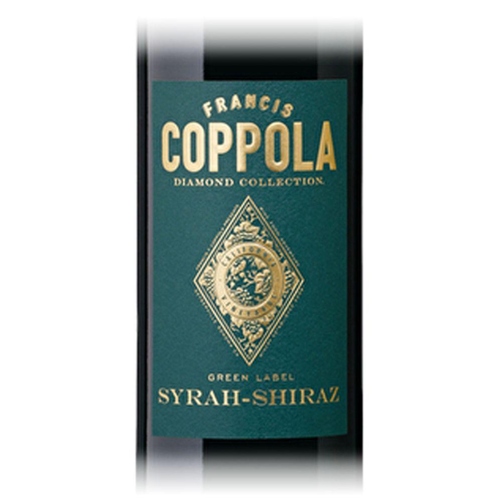 Coppola Syrah Diamond Collection Green Label 2016