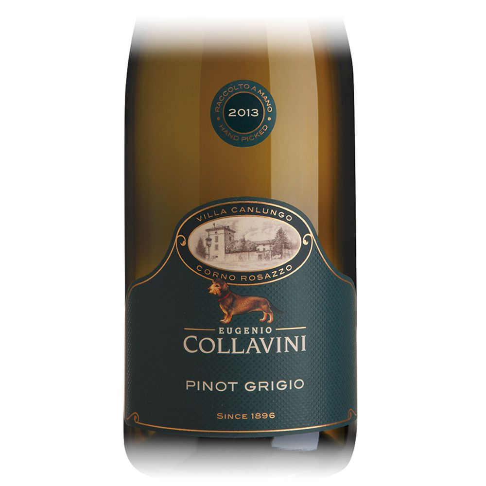 Eugenio Collavini Villa Canlungo Pinot Grigio Collio 2018