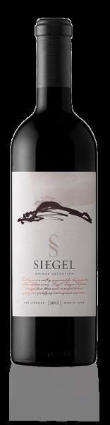 Vina Siegel Crucero Siegel Unique Selection 2015