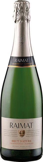 Raimat Cava Raimat Chardonnay - Xarello Brut Nature