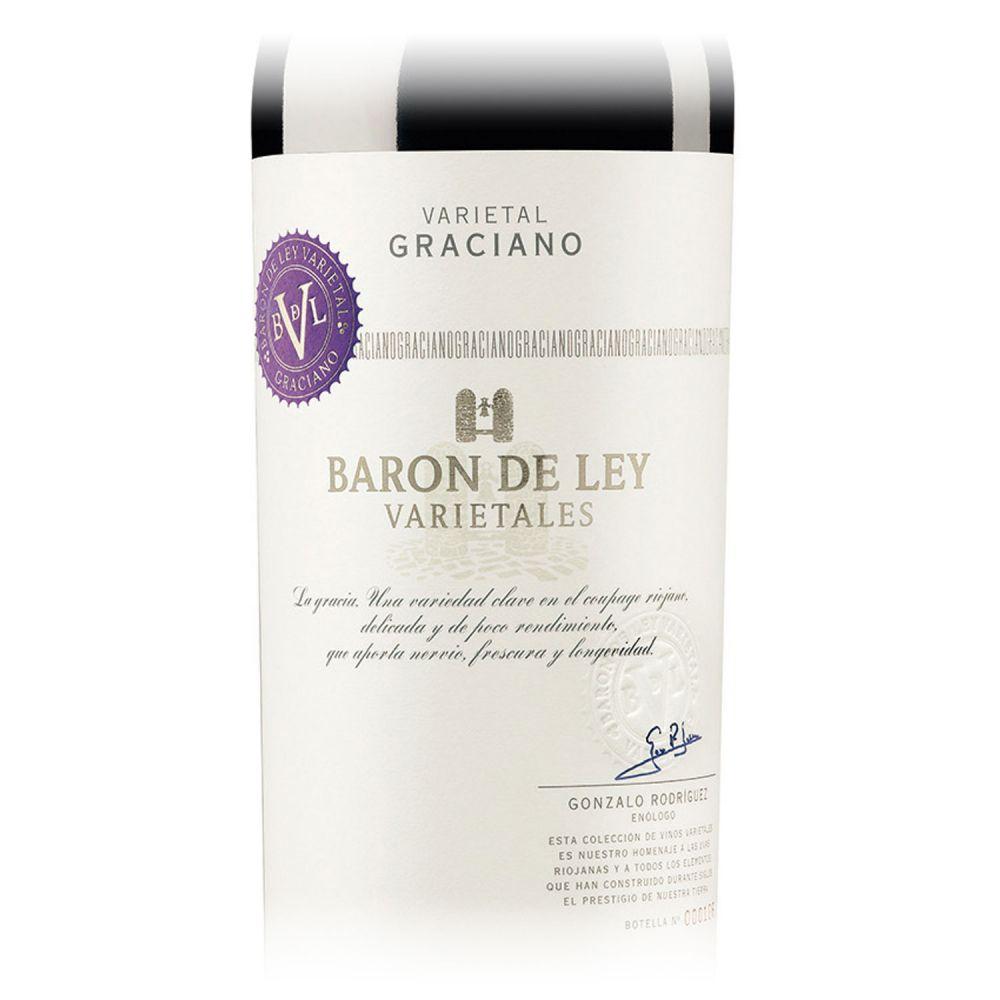 Baron de Ley Varietales Graciano 2016