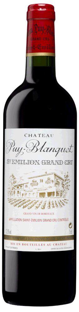 Château Puy Blanquet Grand Cru 2016
