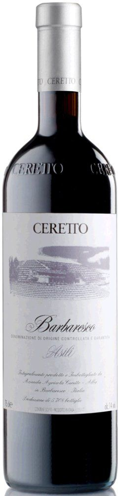 Ceretto Barbaresco Asili 2015 1,5l