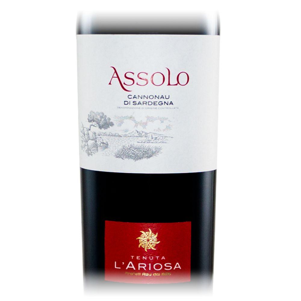 Tenuta L'Ariosa Assolo Cannonau di Sardegna 2015