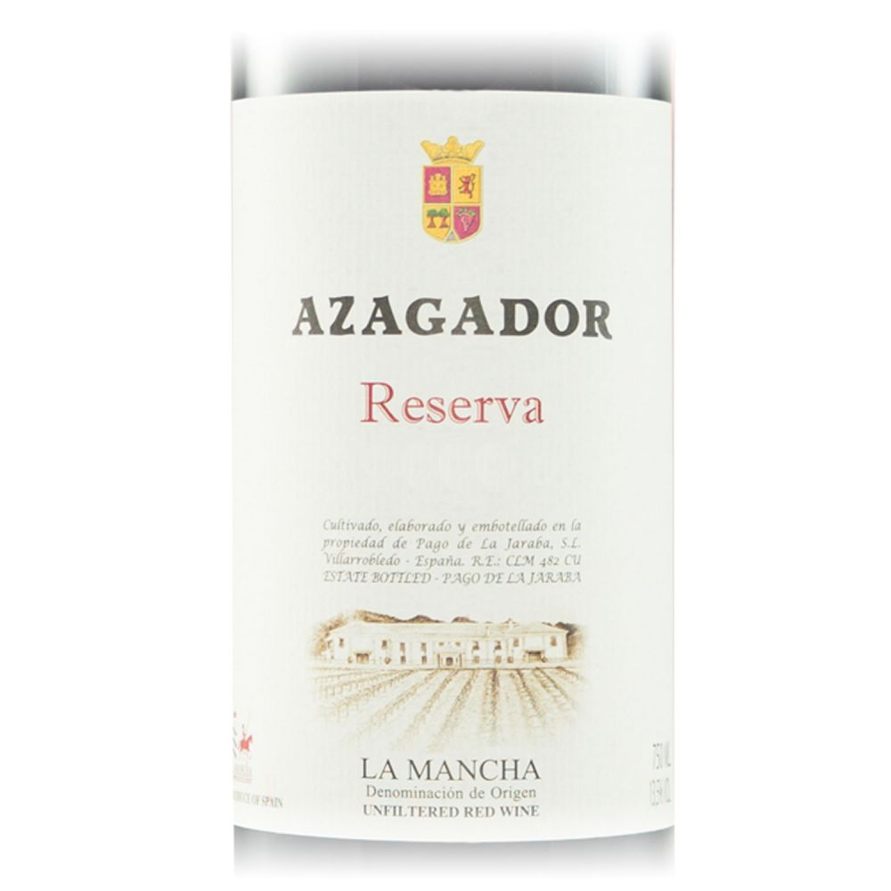 Pago de la Jaraba Azagador Reserva 2014