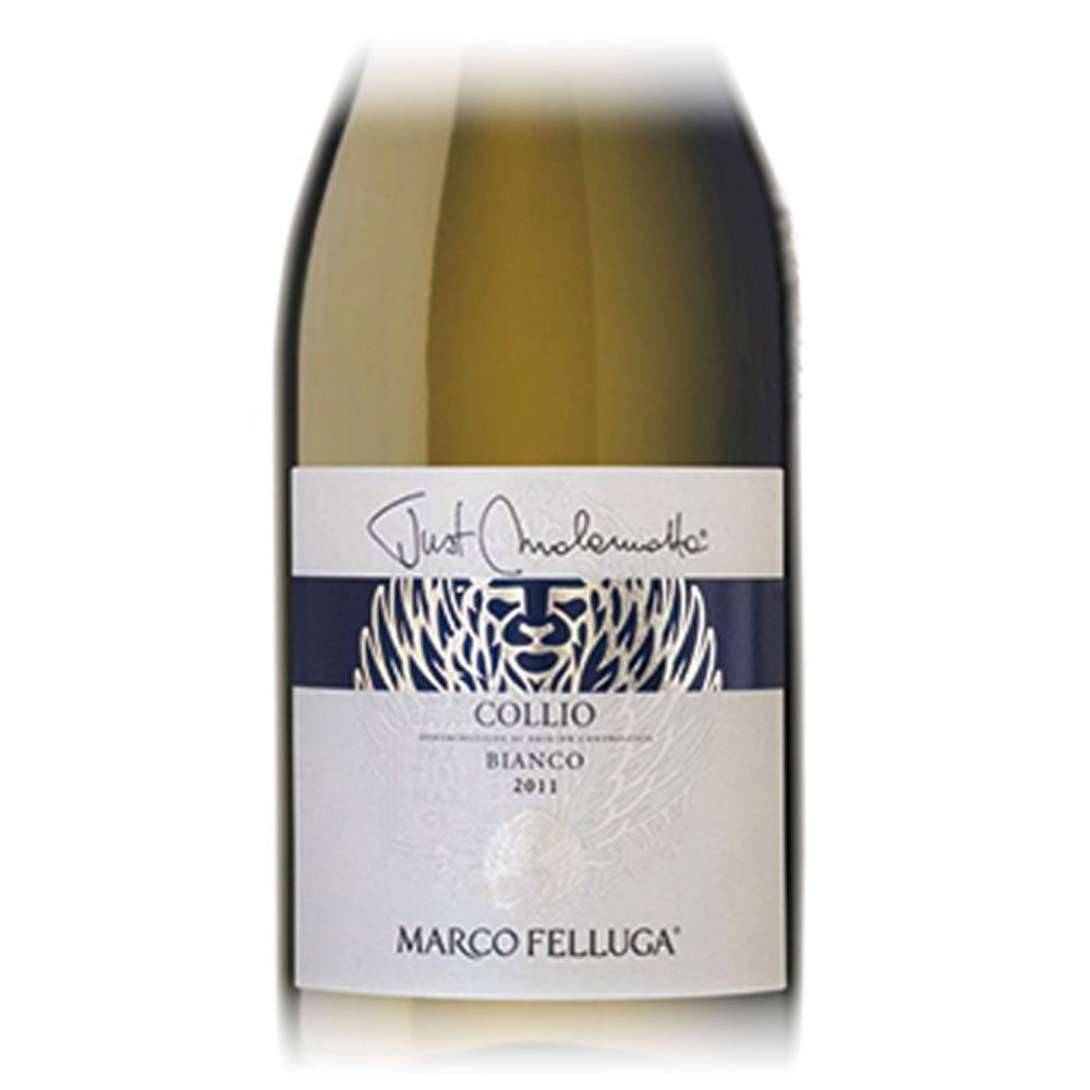 Marco Felluga Just Molamatta Bianco Collio 2018