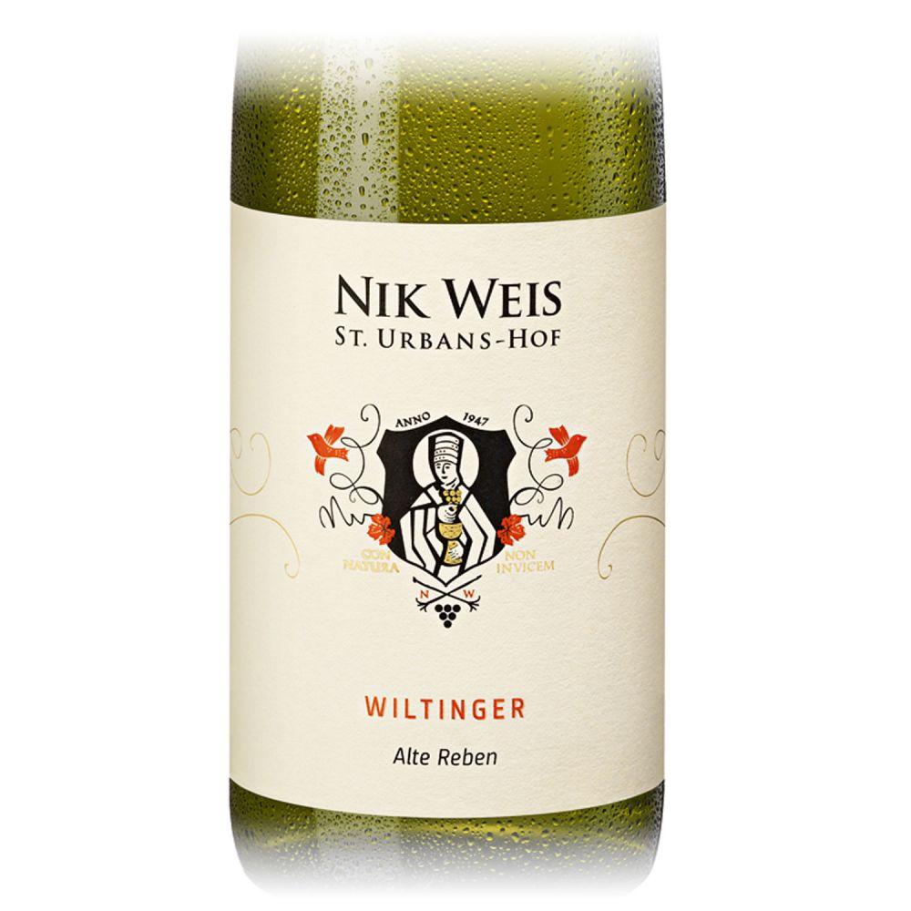 Nik Weis Riesling Kabinett Wiltinger Alte Reben 2016