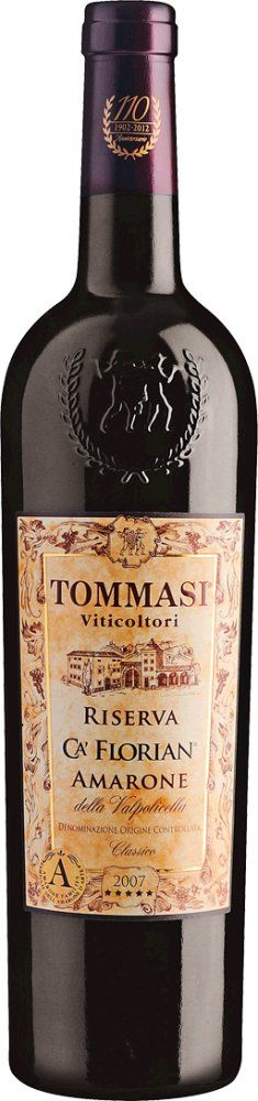 Tommasi Ca' Florian Amarone Riserva Single Vineyard 2011