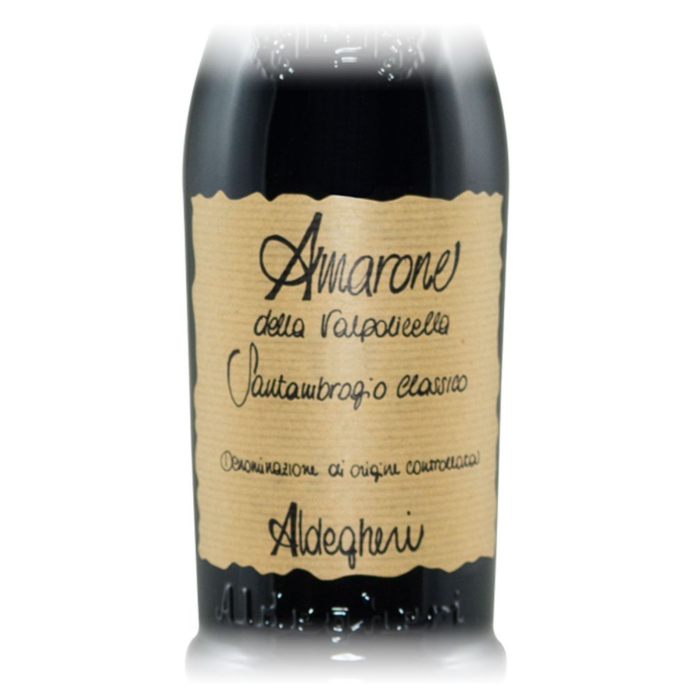 Aldegheri Amarone Santambrogio Classico 2012