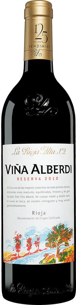 La Rioja Alta Vina Alberdi Rioja Reserva 2012