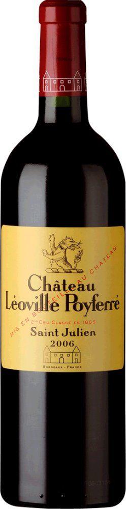 Château Léoville Poyferré 2nd Grand Cru Classé 2016