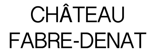 Château Fabre-Denat