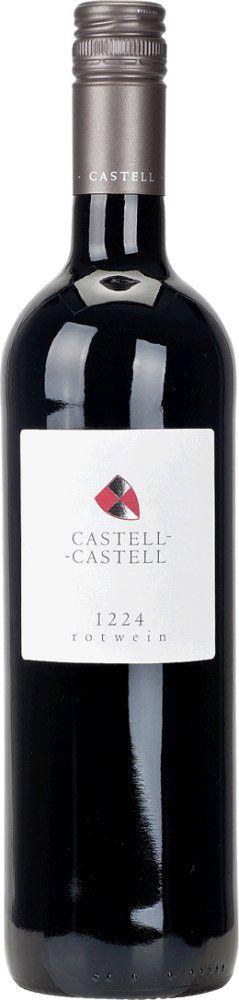 Castell-Castell 1224 Rotwein trocken 2016