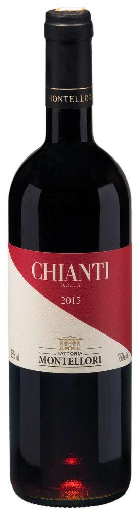 Fattoria Montellori Chianti 2016 1l