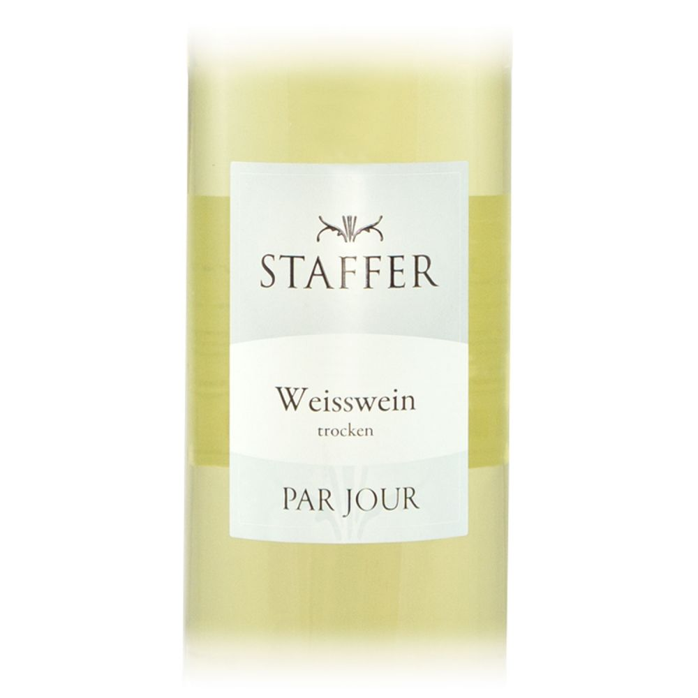 STAFFER Weisswein Trocken 2019 1l