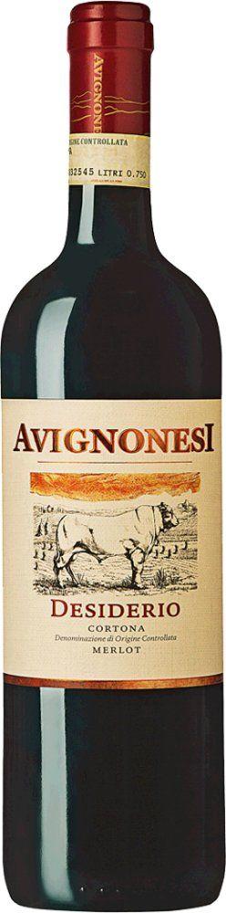 Avignonesi Desiderio Merlot 2014 3l